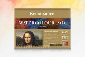 กระดาษสีน้ำR605 Renaissance