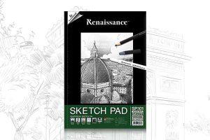 สมุดสเก็ตSP101 Renaissance