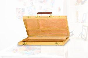 กล่องไม้อเนกประสงค์ Renaissance