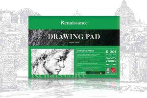 สมุดวาดเขียนR201 Renaissance