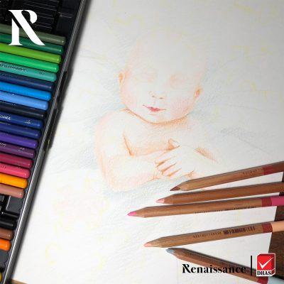 สีไม้ Renaissance
